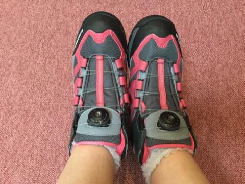 長野県小谷村へのふるさと納税でモンベルの登山靴を買いました