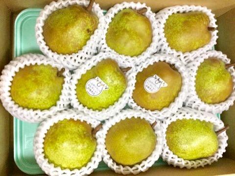 ふるさと納税で山形県かみのやま産 「ラ・フランス」が届きました。
