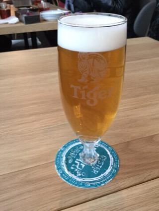 生ビール タイガービール