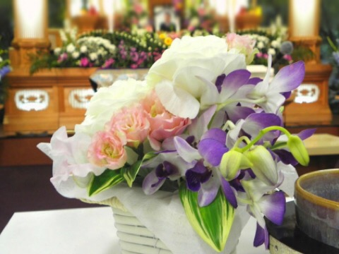 お葬式のイメージ