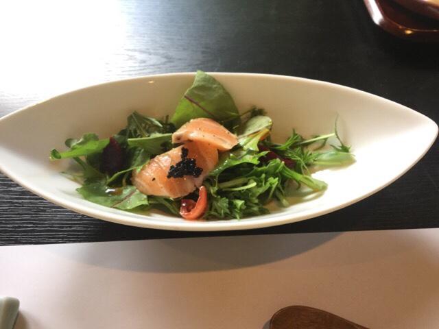 ステーキの店徳庵 本日の魚介料理