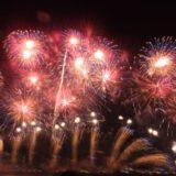なにわ淀川花火大会を有料観覧席エキサイティングシートで見てきました!