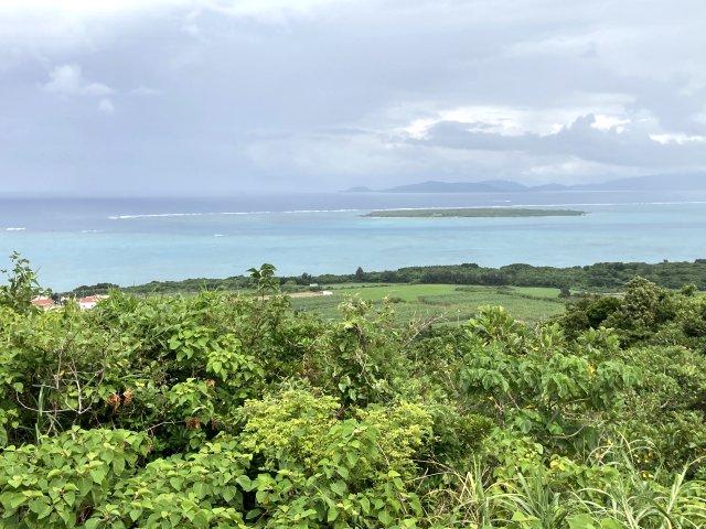小浜島大岳からの絶景