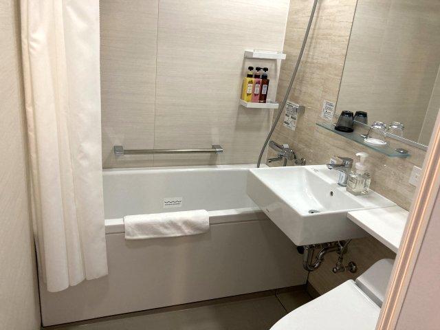 コンフォートホテル石垣島バスルーム
