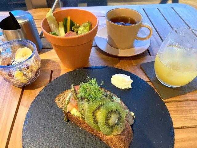 THIRD石垣島の朝食