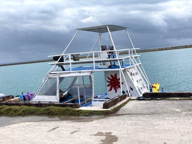 シュノーケルボート