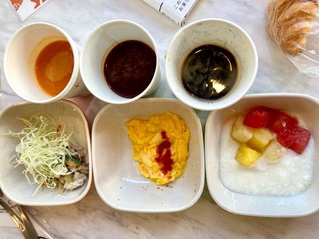 コンフォートホテル石垣島の朝食