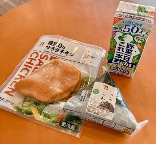 神やせダイエット昼食